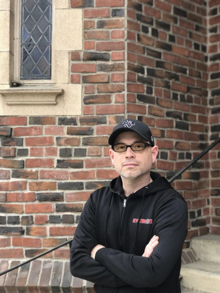 Sean Christian:Revolution Force Founder